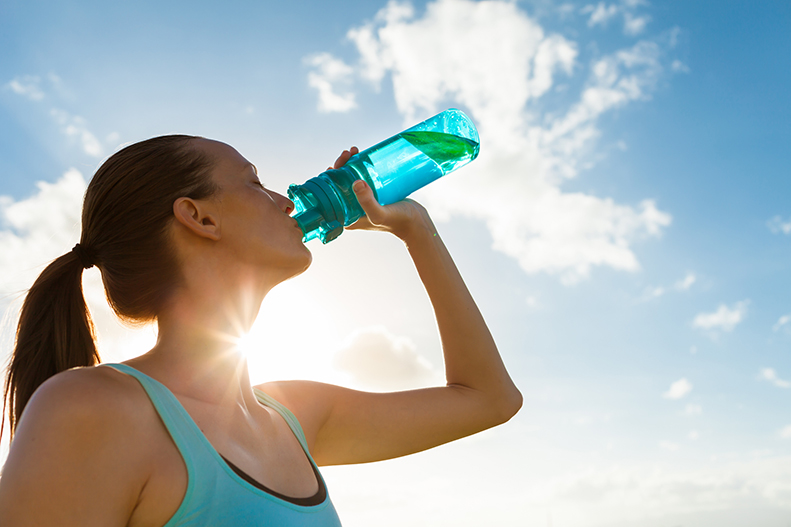 Let's talk about Hydration!